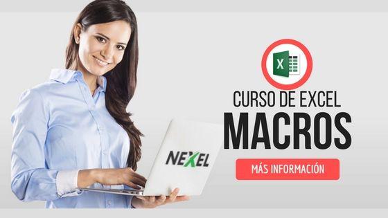 Curso de Macros de Excel