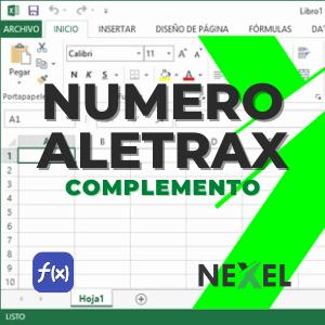 La mejor función NUMEROALETRAX 【 COMPLEMENTO 】