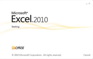 ¿Cómo saber que versión de Excel tengo?